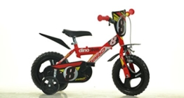 12 Zoll MTB 123GLN Kinderfahrrad Kinderrad Fahrrad Spielrad DINO -