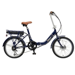 20 Zoll Viking Belmont Alu Pedelec Klappbar E-Bike Elektrofaltrad -