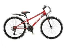 24 Zoll Galano D-24 ATB Kinderfahrrad ab 8 Jahren Fahrrad Kindermountainbike MTB Kids 6 Gangschaltung -