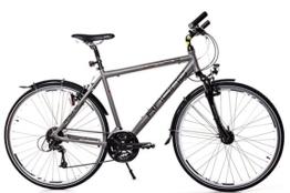 "28"" Zoll Alu Herren Trekking Fahrrad Crossrad Shimano Deore 24 Gang Nabendynamo -"