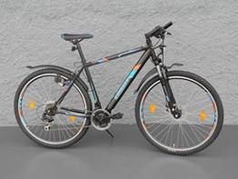 "29""Zoll ZÜNDAPP Fahrrad Crossrad SHIMANO 21 Gang Scheibenbremse schwarz -"