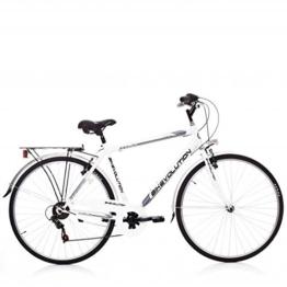 'bikevolution City Bike 28Herren 6V Bike Evolution, 48 -