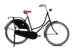 Capriolo Hollandrad 28 Zoll /Amsterdam/, breiter lenker, Retro-Design -