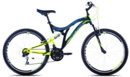 Capriolo Mountainbike 26 /CTX260/, MTB, Shimano 18 Gang, vollgefedert, farbige Bautenzüge -