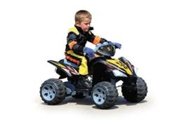 Jamara 404640 - Fahrzeuge, Ride-on Quad, 12 V -