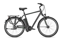 Kalkhoff E-Bike Impulse 2 AGATTU XXL IMPULSE 8R HS 8G 17AH 36V 2015 28 Zoll Herren, Rahmenhöhen:50;Farben:black/grey -