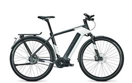 "KALKHOFF Integrale i11 Speed E-Bike E Bike Pedelec Elektrofahrrad 28"" Herren 47cm 603Wh Akku Diamondblack/White Modell 2017 -"