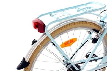 KS Cycling Damen Fahrrad Casino Hellblau 6 Gänge RH 54 cm, Blau, 28, 952B -