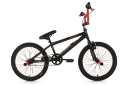 KS Cycling Fahrrad BMX Freestyle Dynamixxx , Rot, 20, 536B -