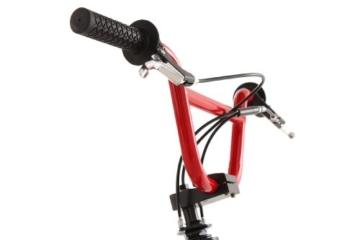 KS Cycling Fahrrad BMX Freestyle Dynamixxx , Rot, 20, 536B -