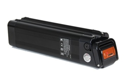 Maratron Akku XH259-10J für E-Bike Pedelec 24V 12Ah (schwarz) für u.a. Phylion MiFa Rex Prophete Samsung (SF) -