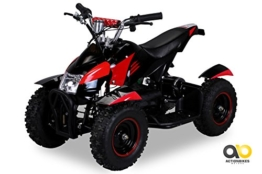 Mini Elektro Kinder ATV Cobra 800 Watt Pocket Quad (rot) -