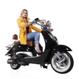 Motorroller Motoworx Titano 125 ccm 85 km/h -