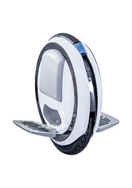 Ninebot One E+ Solowheel, Weiß -