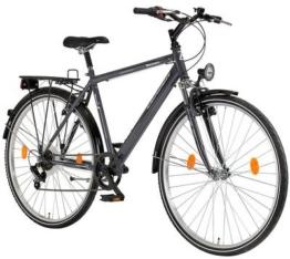 ONUX Trekkingrad Herren 71,12 cm (28 Zoll)   Fahrrad -