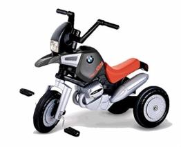 Original BMW Junior Bike Kinder Dreirad rot schwarz -