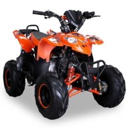 Quad 125cc S-5 Sport orange -