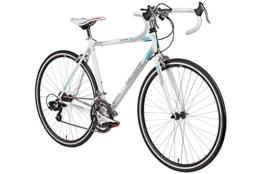 Rennrad 28 Zoll Hillside Cito 2.0 in weiß Fahrrad 700C Hillside Cito 2.0 Bike 14 Gang Shimano Schaltung 52 cm Rahmenhöhe -