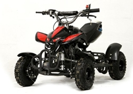 Topnethandel5!!!!! LA MOUCHE MINI ATV M4 QUAD 49CC 1 ZYLINDER, 2 TAKT, LUFTGEKÜHLT / 49 ccm AUTOMATIK M4 -