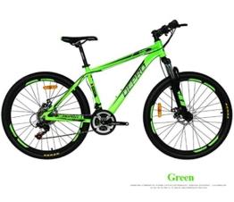 ZEARO Mountainbike Aluminiumlegierung 21 Gang-doppelscheibenbremsen 29 zoll Frequenzumrichter Fahrrad Männer Frauen Studenten Radfahren fahrrad Aluminiumlegierung Fahrradrahmen -