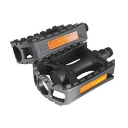 2 tlg. Universal Anti-Rutsch Fahrradpedale Set Fahrrad BIKE MTB Pedale Pedal Pedalsatz -