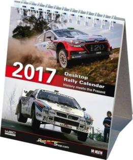 2017 Desktop Rally Calendar: History meets the Present -
