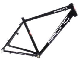 """28"""" Alu Trekking Fitness Herren Rahmen Fahrradrahmen schwarz RH50 Disc Racing -"""