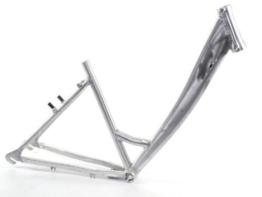 "28"" Alu Wave Rahmen Fahrradrahmen roh RH46 Damen City Nabenschaltung SRAM Nexus -"