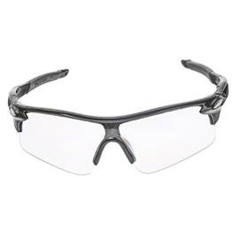 A-SZCXTOP UV 400 Outdoor Sport Brille Polarisiert Sonnenbrille Radbrille mit Radfahren Laufen Angeln Baseball mit Fischerei Fahren Fahrrad Wind-proof Goggles Sunglasses -