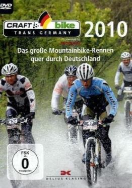 CRAFT-bike-TRANS GERMANY 2010, DVD -