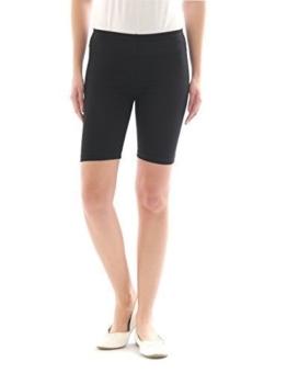 Damen Shorts Sport Hotpants Farbe SCHWARZ Größe L -