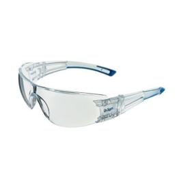 Dräger Schutzbrille X-pect 8330 Scheibe aus PC UV-Schutz: 99,9% Bügelbrille CE-zertifiziert incl. Antikratz+Antibeschlag -