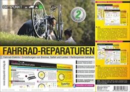 Fahrrad-Reparaturen: Reparaturen, Einstellungen und Wartungen rund um das Fahrrad von der Reifenpanne bis zur Fahrradelektrik. -