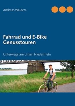 Fahrrad und E-Bike Genusstouren: Unterwegs am Linken Niederrhein -