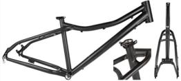 Fatbike Snowbike Fahrrad Rahmen Aluminium schwarz 26 Zoll 42cm Fat Bike Snow -