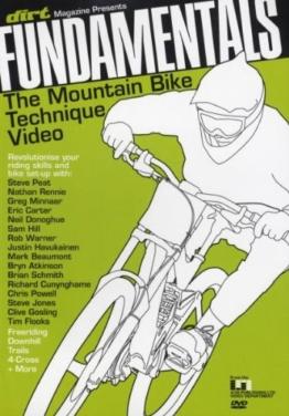 Fundamentals - The Mountain Bike Technique Video -