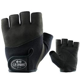 Iron-Handschuh Komfort F7-1 Gr.M - Fitness-Handschuhe, Trainings Handschuhe CP Sports -