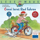 LESEMAUS, Band 71: Conni lernt Rad fahren -