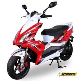 Matador Scooter JJ50QT-17 50cc 2 Takt 45 km/h Mofa Roller -