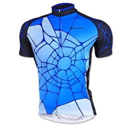 Nuckily HOT Herren Atmungsaktiv Radfahren Fahrradbekleidung Fahrradtrikot Jersey Fahrradbekleidung Fahrradtrikot Männer Trikot -