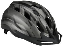 Profex Erwachsene Fahrradhelm City Line, Silber, L/XL (58 - 62 cm), 62205 -