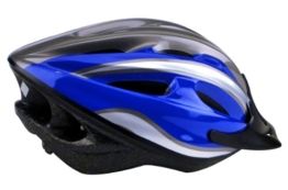 Profex Jugend-/Erwachsene Fahrradhelm, blau, S/M -
