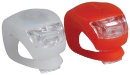 Profex Silikonleuchtenset LED, rot,weiß, 62565 -