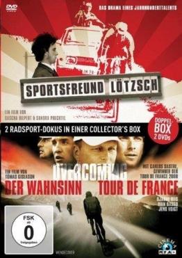 Sportsfreund Lötzsch / Overcoming - Der Wahnsinn Tour de France (Doppelbox) [2 DVDs] -