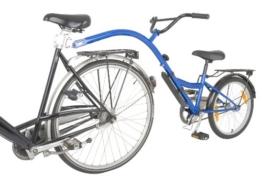 terrabikes Nachläufer Trailer Bike, blau, 66074 -