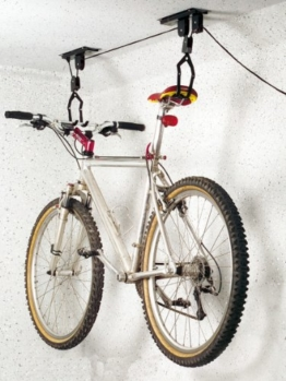 Torrex 30170 Bike Lift bis zu 20Kg Tragkraft TÜV/GS geprüft -