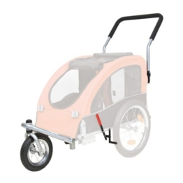 Trixie 12817 Jogger-Umbausatz f. Fahrradanhänger # 12816 -