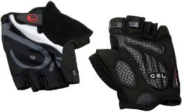 Ultrasport Fahrrad Handschuhe, schwarz, L, 10213 -