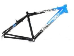 "17"" Rahmen Fahrradrahmen Trekking Cross 43 cm Leader Fox Kettenschaltung -"