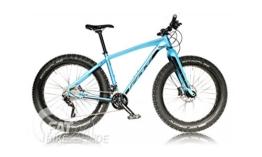 "FELT DD 30 Fat Bike Fatbike Mountenbike MTB mit XT Schaltung, Schwalbe Jumbo Jim Reifen und Felt Carbon Lenker Modell 2016 (M/18.5"") -"